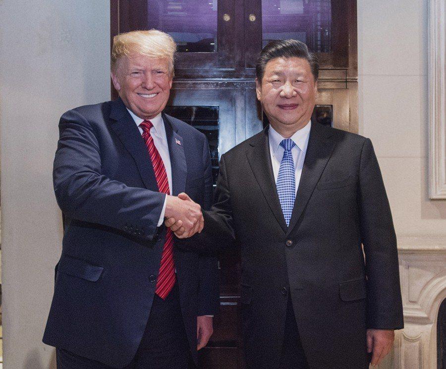 白宮在川習會後發出聲明表示,美國同意自2019年1月1日起,停止對中國加徵新關稅...