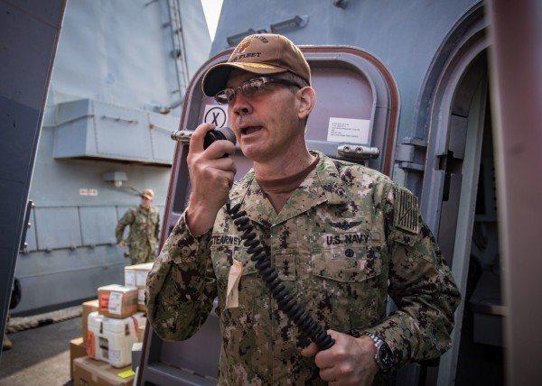 美國第五艦隊司令斯迪爾尼中將1日被發現陳屍巴林寓所內。歐新社