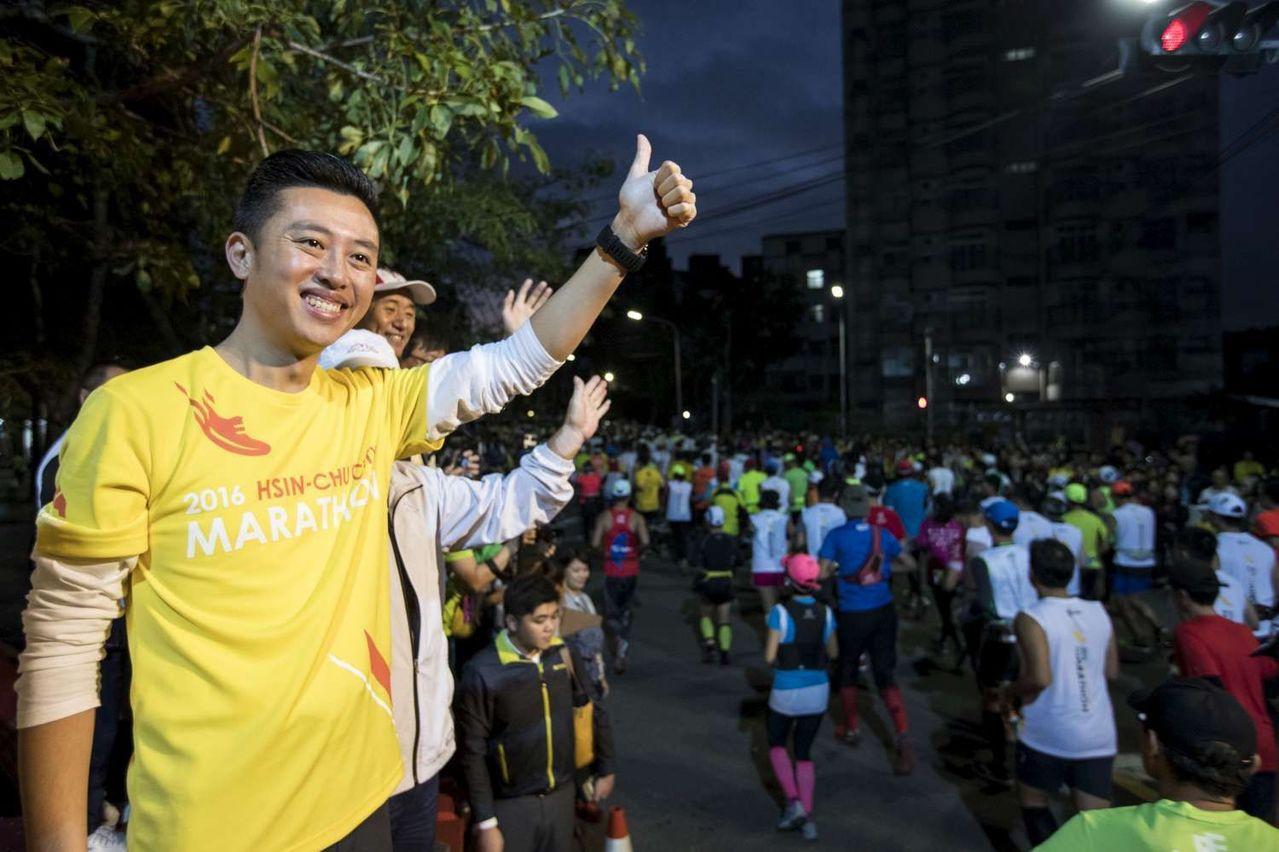 「新竹市城市馬拉松」結合在地16家飯店旅館業者,推出「城市馬拉松住宿優惠專案」讓...