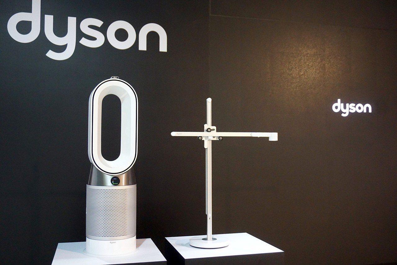Dyson再推新品,Pure Hot+Cool三合一涼暖空氣清淨機HP04與Li...