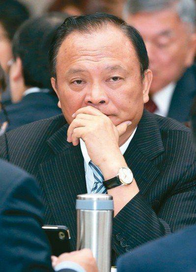 農委會主委林聰賢請辭獲准。 圖╱聯合報系資料照片