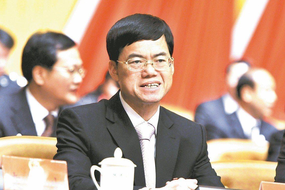 廈門市委書記裴金佳昨赴大陸國台辦報到,出任國台辦副主任。 圖/中新社資料照片