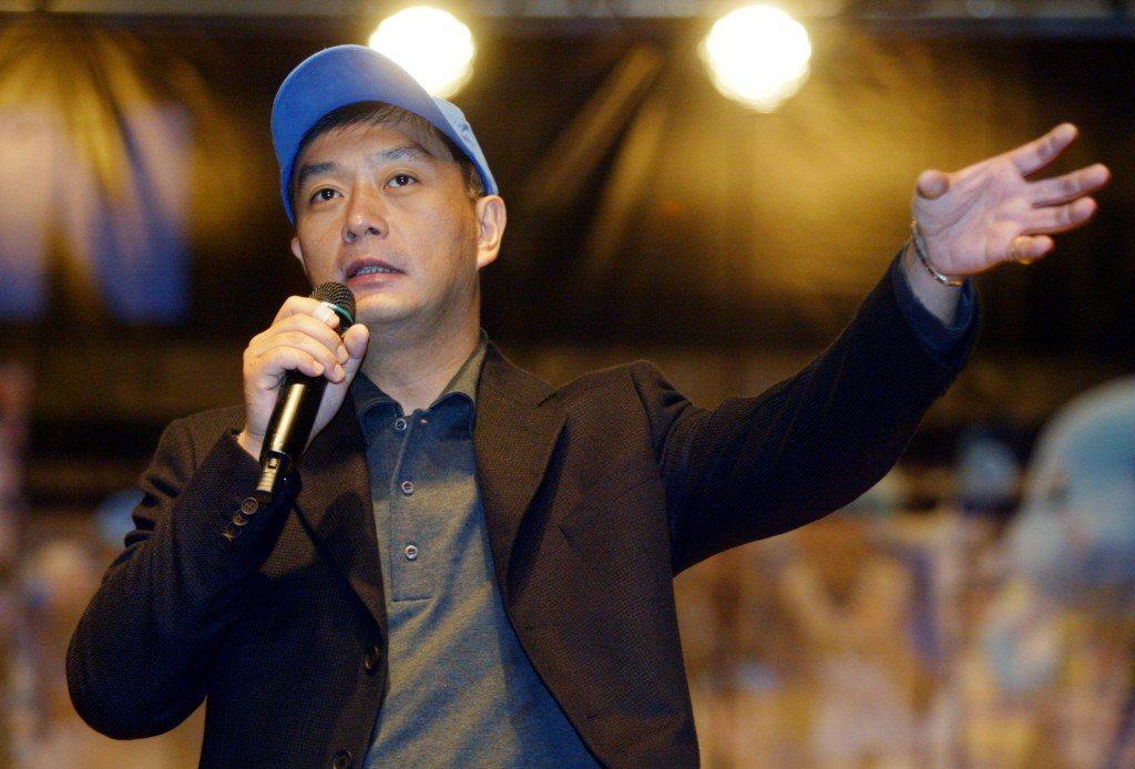裕隆集團執行長嚴凱泰今天驚傳因食道癌辭世,享年54歲。圖為裕隆男子籃球四十週年時...
