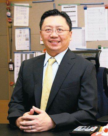 和泰車總經理蘇純興 (本報系資料庫)