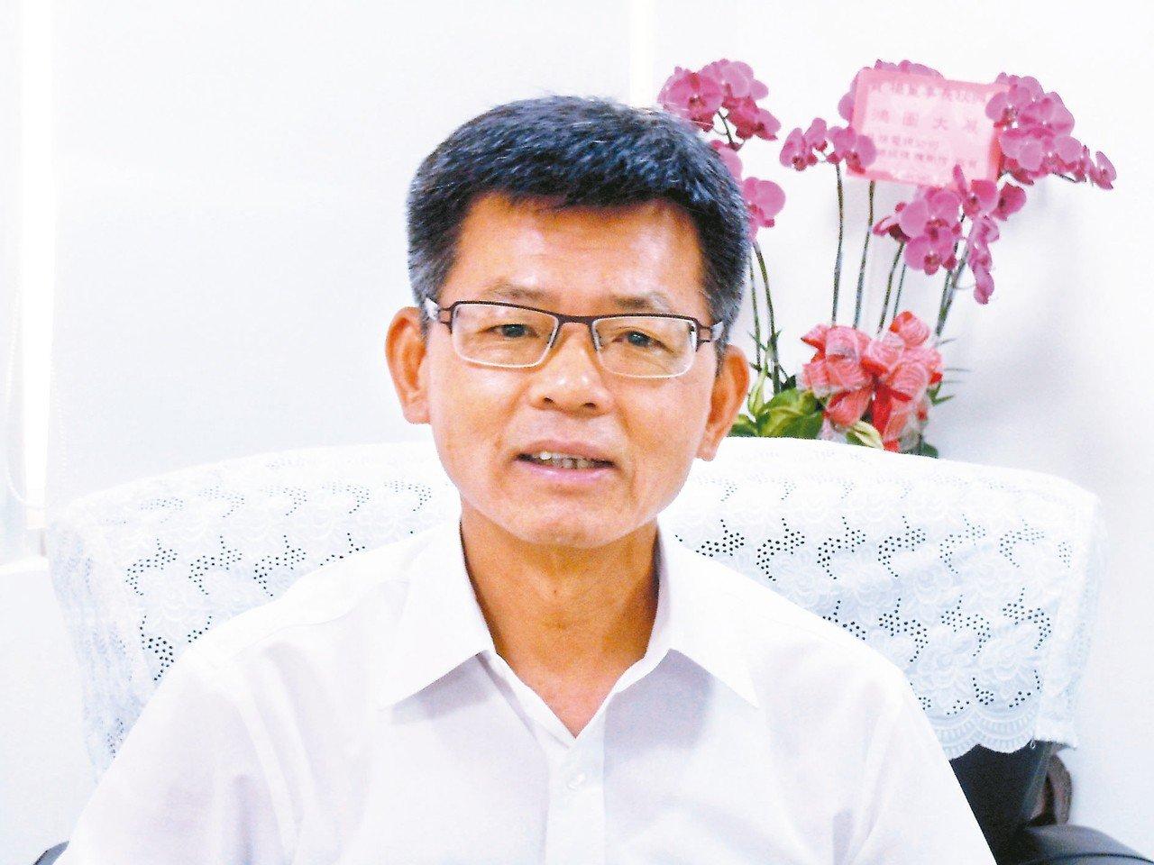 前高雄縣長楊秋興。聯合報系資料照片
