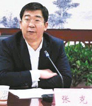 賈汪區委書記張克 (網路照片)