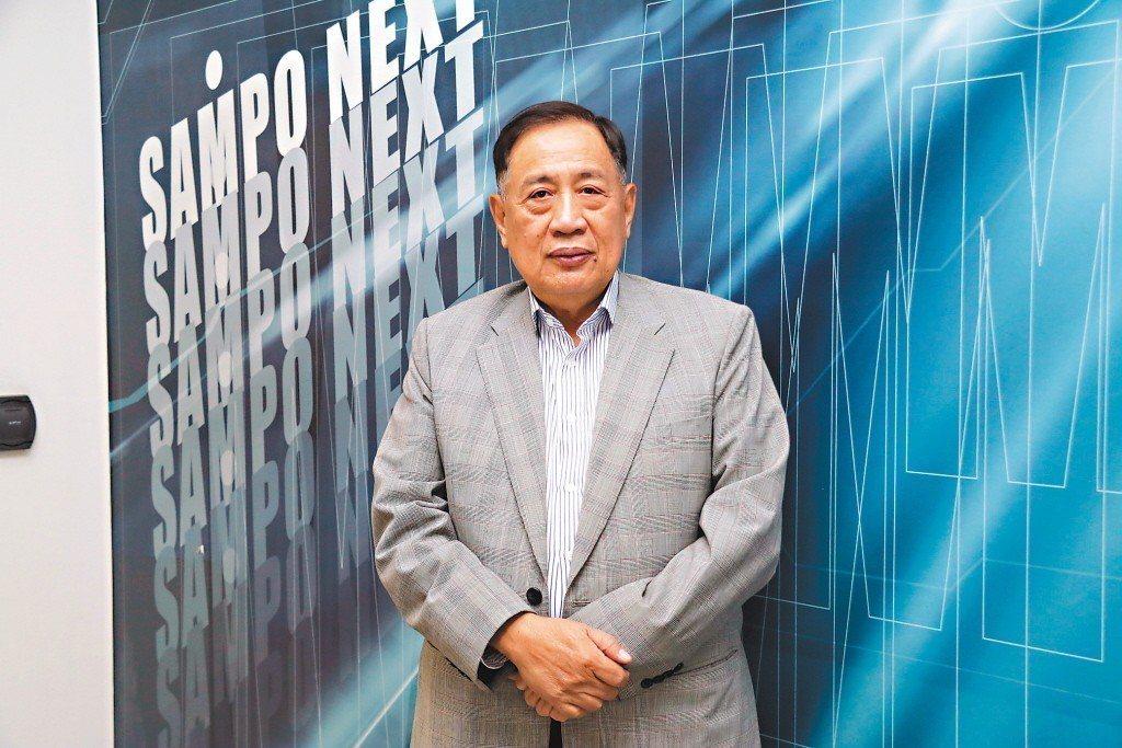 聲寶集團總裁陳盛沺 本報系資料庫