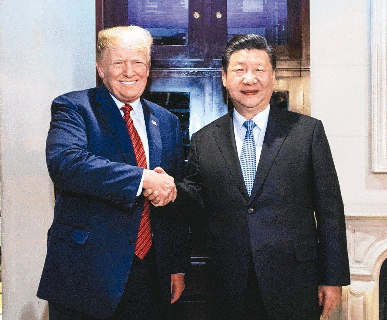川習會落幕,美中雙方承諾暫不加關稅。新華網