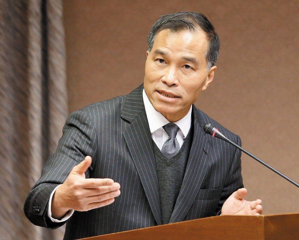 前交通部長葉匡時確定出任高雄市副市長。圖/本報資料照片