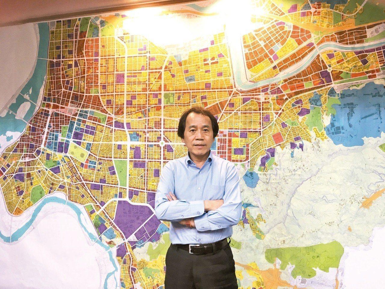 台北市副市長林欽榮。圖/聯合報系資料照