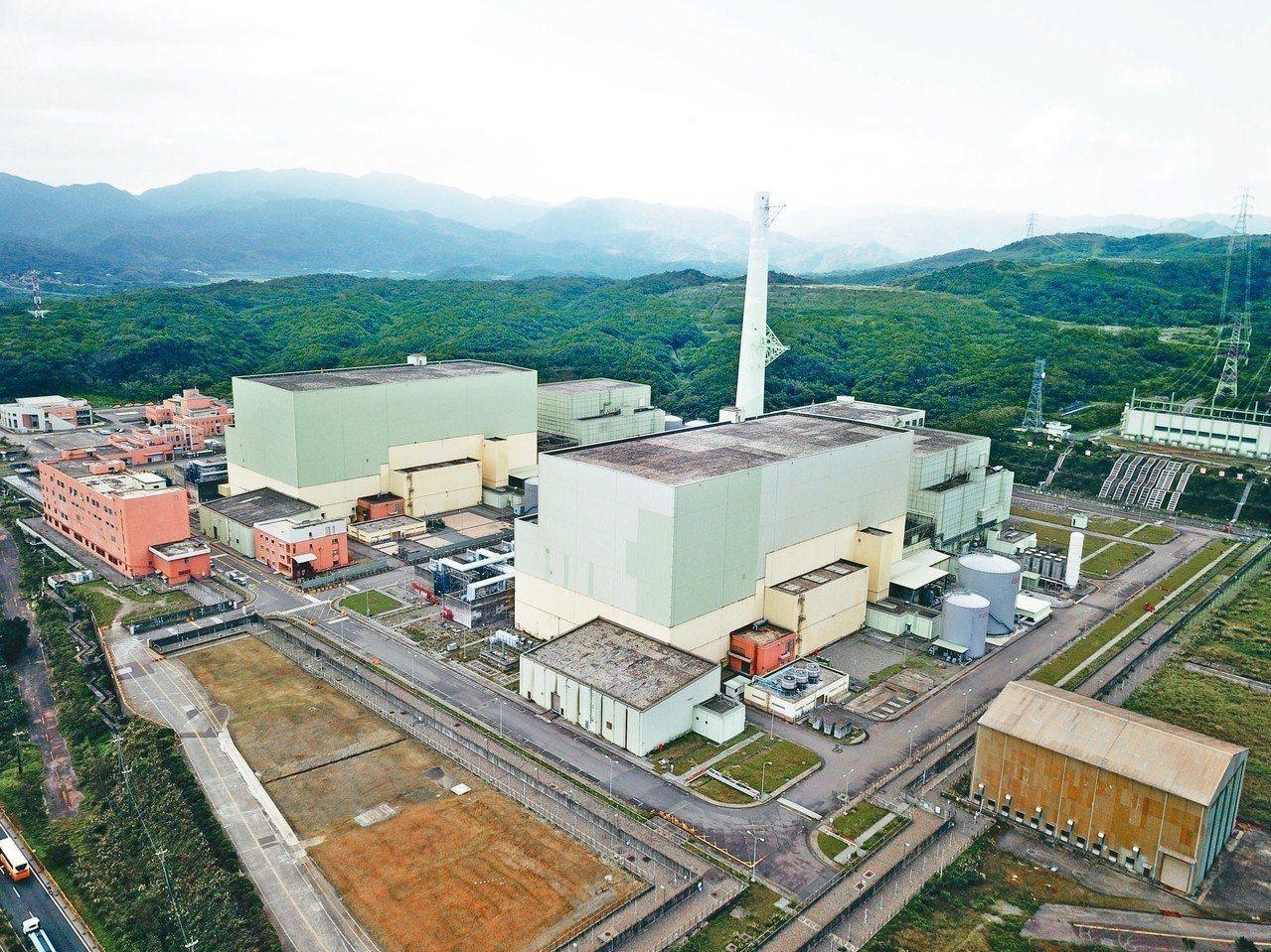 經濟部決議核二及核三不延役,核四不重啟。 聯合報系資料照片