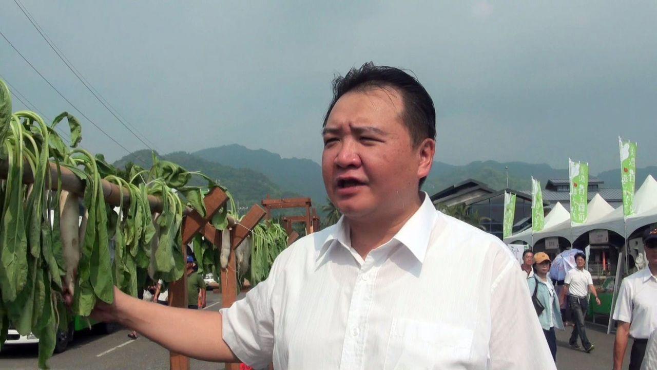 高雄市代理市長許立明。 聯合報系資料照片/記者王昭月攝影