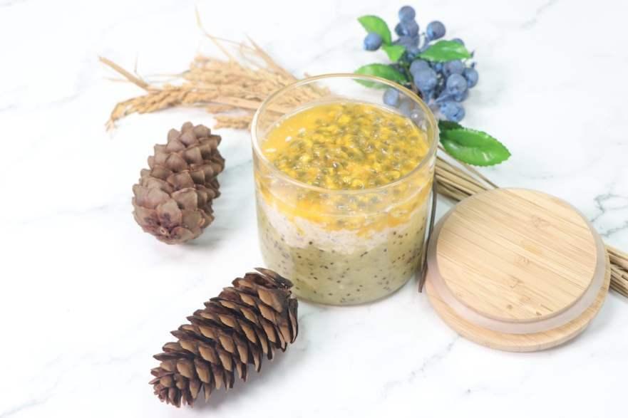 雙果燕麥罐 圖/好食課提供