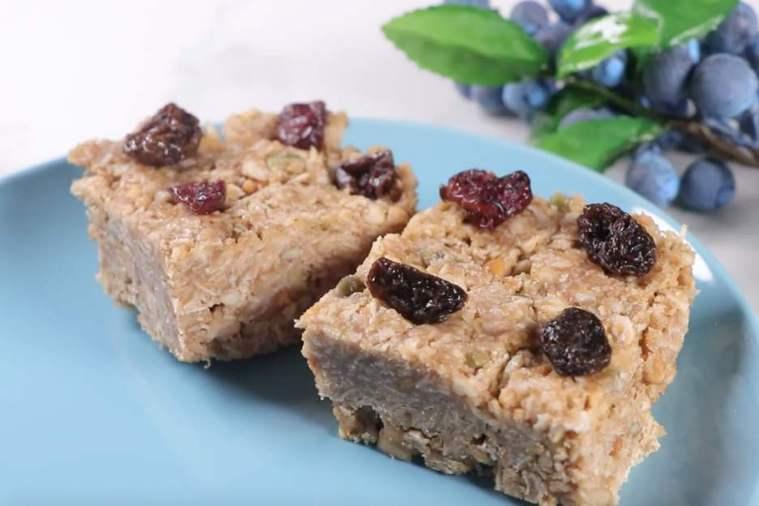 燕麥方塊酥 圖/好食課提供