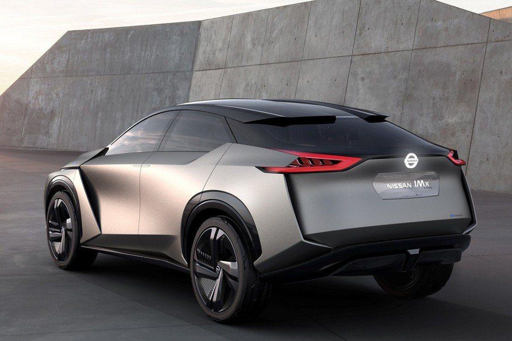 Nissan IMx Kuro Concept。 摘自Nissan