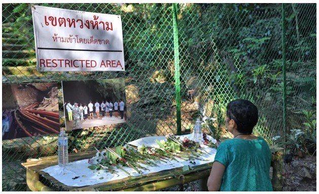 泰北清萊省美塞縣睡美人洞穴因12少年足球員受困而聲名大噪,洞穴群在11月重新開放...