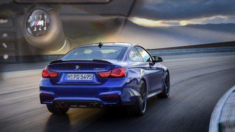 BMW最後的操控堅持 手排就算要死也要死在M4上