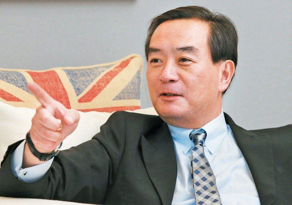 已故裕隆集團董事長嚴凱泰 報系資料照