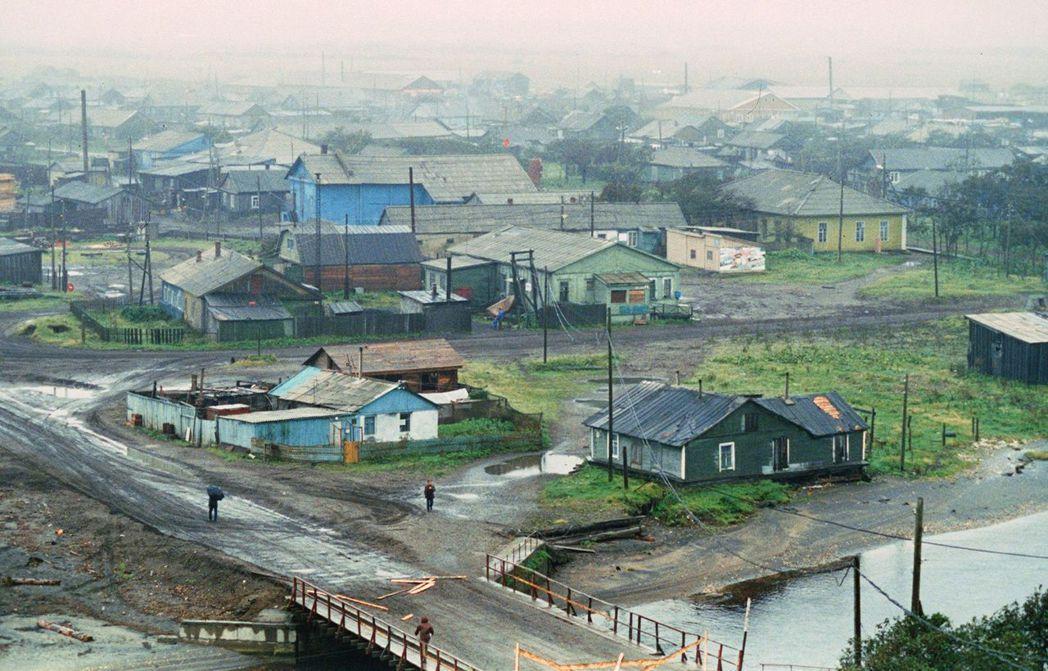 普丁上任後,致力發展遠東地區,並希望透過投資與社福系統改善居民生活。圖為俄羅斯與...