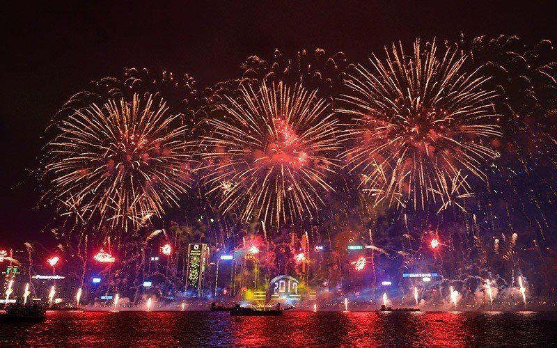 香港 – 維多利亞港。 圖/香港旅遊發展局