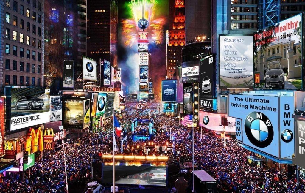 美國 – 紐約時代廣場。 圖/Peter Stevens via Flickr