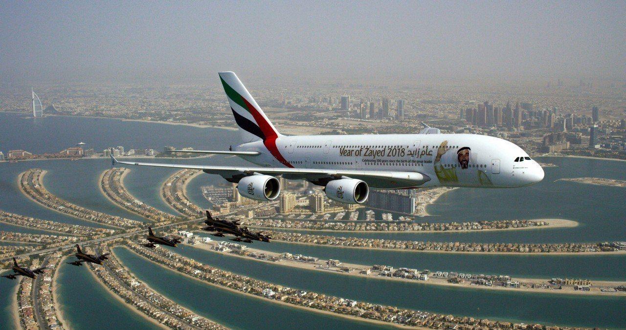 把握機會利用阿聯酋航空提供的優惠票價,經濟艙票價與商務艙票價分別自1萬430(未...