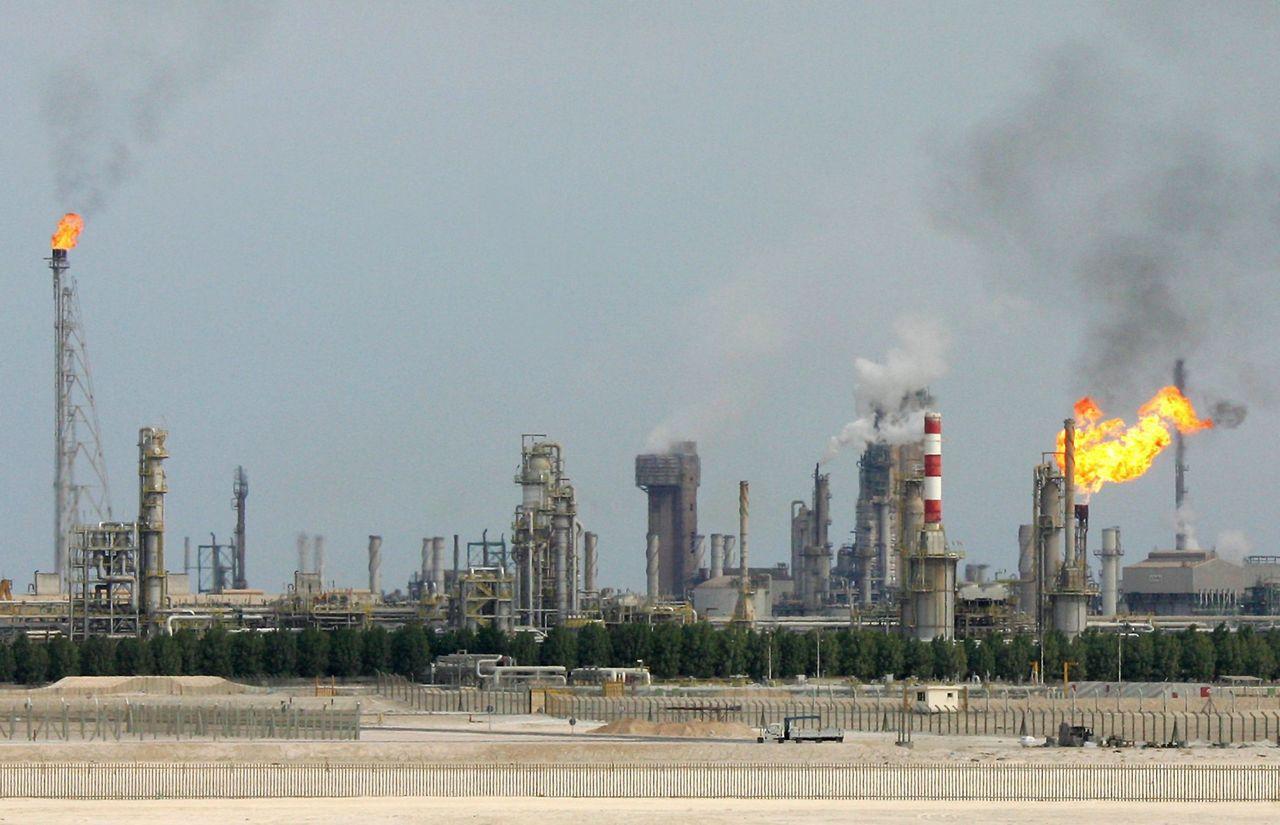 卡達宣布退出OPEC,為本周OPEC會議投下震撼彈。法新社