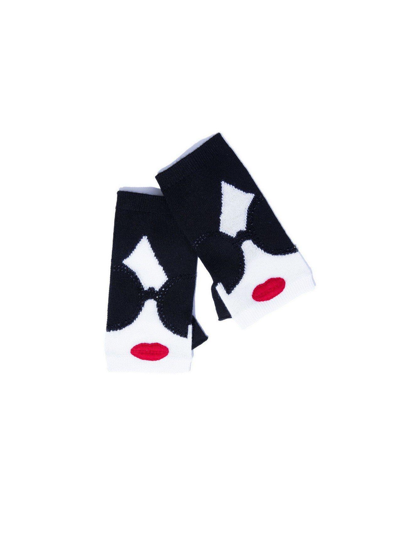 Stace Face露指手套,6,300元。圖/Alice+Olivia提供