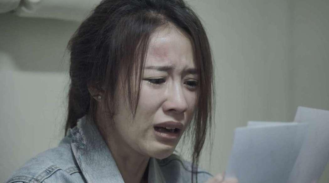 方宥心在「8號公園」中有許多情緒重的戲碼。圖/公視提供