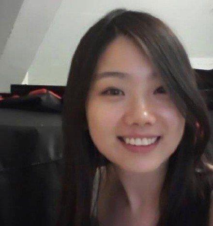 胡雅斯長大後是個標準氣質美女。圖/摘自微博