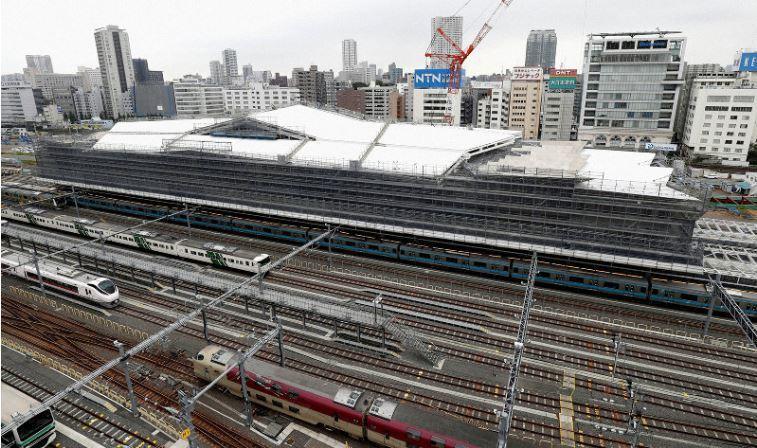 營運日本東京電車路線山手線的JR東日本公司宣布,山手線第30個車站命名為「高輪入...