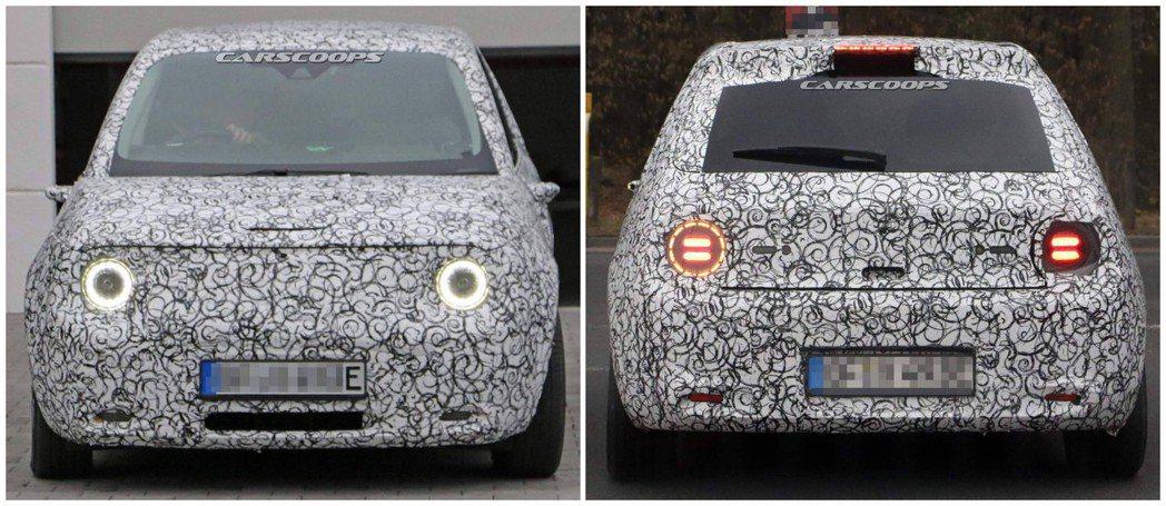 量產版Honda Urban EV預計2019年就會正式發表。 摘自Carsco...