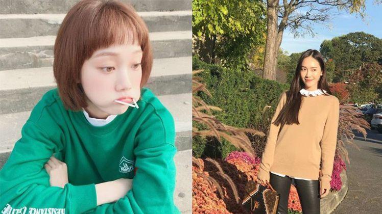 圖/李聖經IG;Jessica IG,Beauty美人圈提供