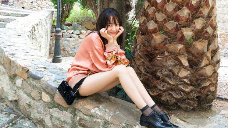 圖/微博@迪麗熱巴,Beauty美人圈提供
