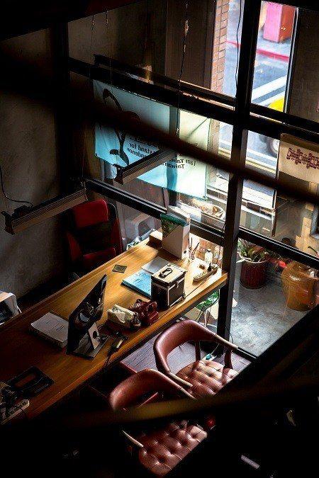 燈光設計師的創作地 瓦豆.光田工作室