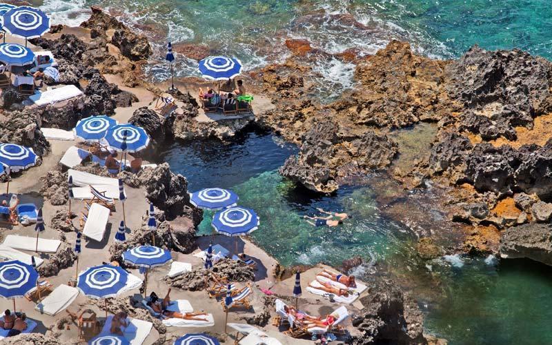 Fontelina – Capri, Italy
