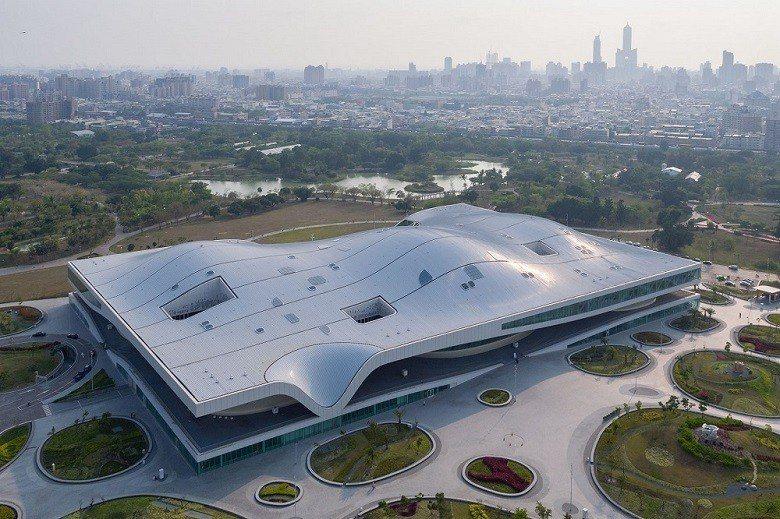 衛武營國家表演藝術文化中心開幕,南台灣有了第一座國家級表演場館,將成為驅動南台灣...