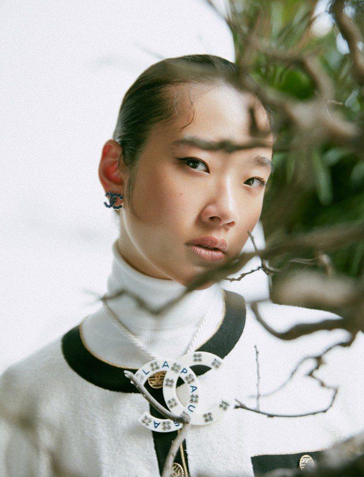 茱蒂蒙15歲就出道當模特兒。圖/Bella儂儂提供