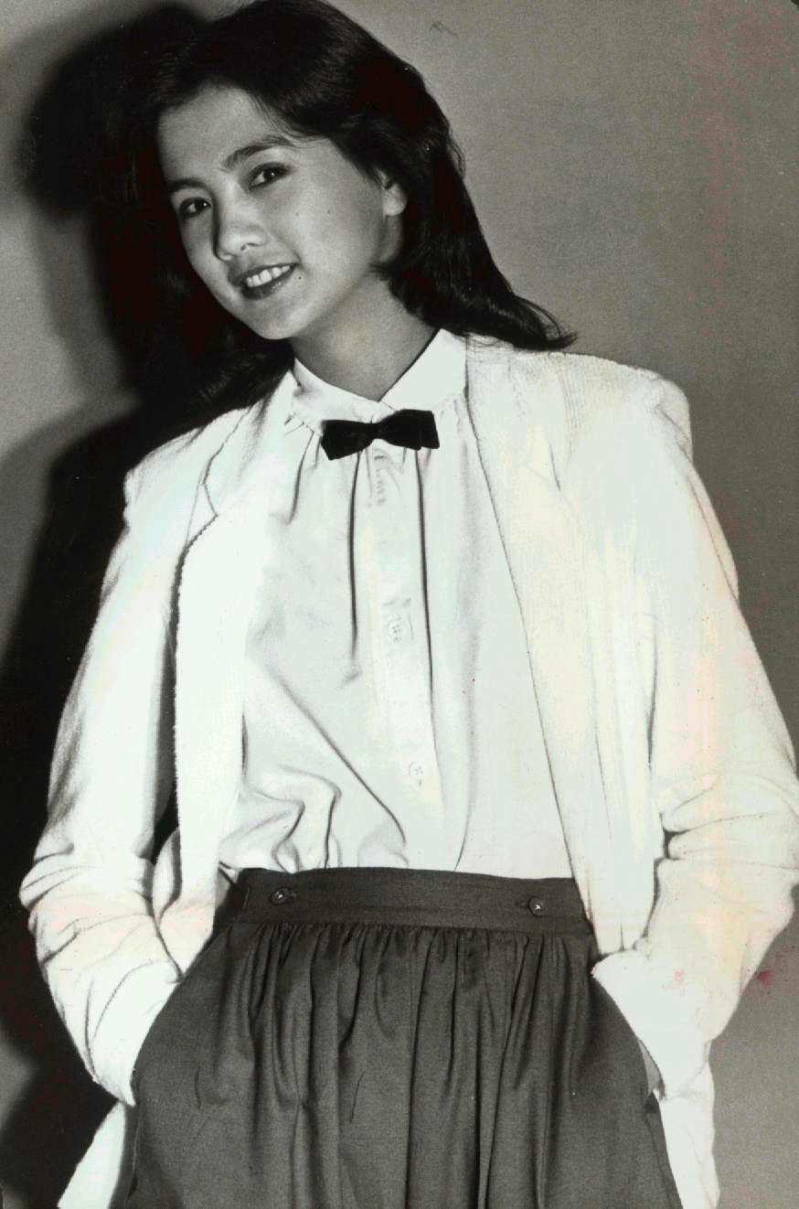 彭雪芬曾在台灣影壇紅極一時。圖/報系資料照片