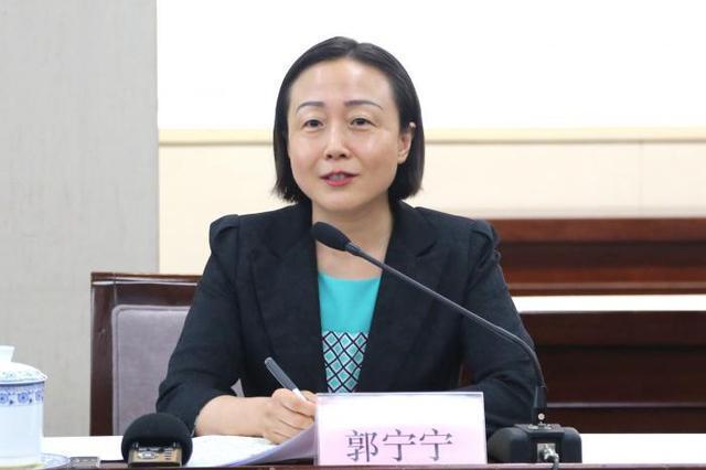 福建省副省長郭寧寧。閩南網