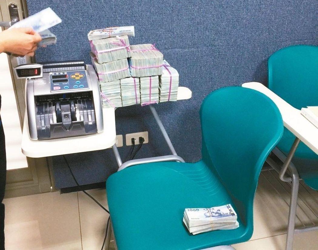 案發後,台南檢調循線追回,林女不法所得1557萬餘元。記者邵心杰/翻攝