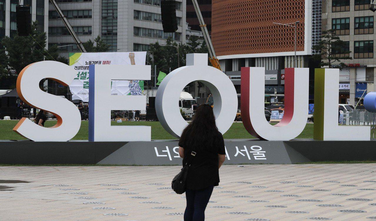 南韓最新驚技術據符合預期,但前景轉壞的疑慮並未消除。 美聯社