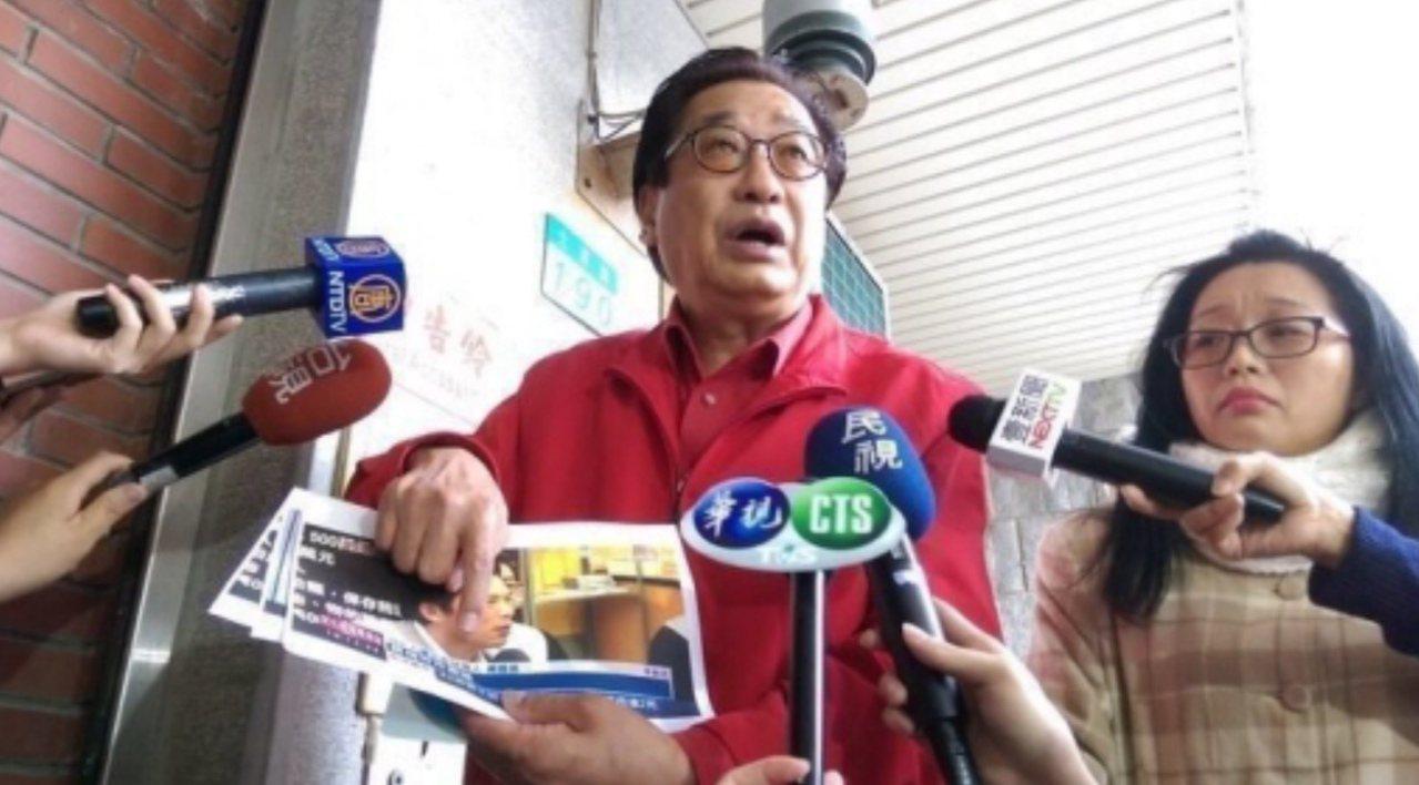 前立委李慶華因拘提未到,上周五被新北地院通緝。本報資料照片