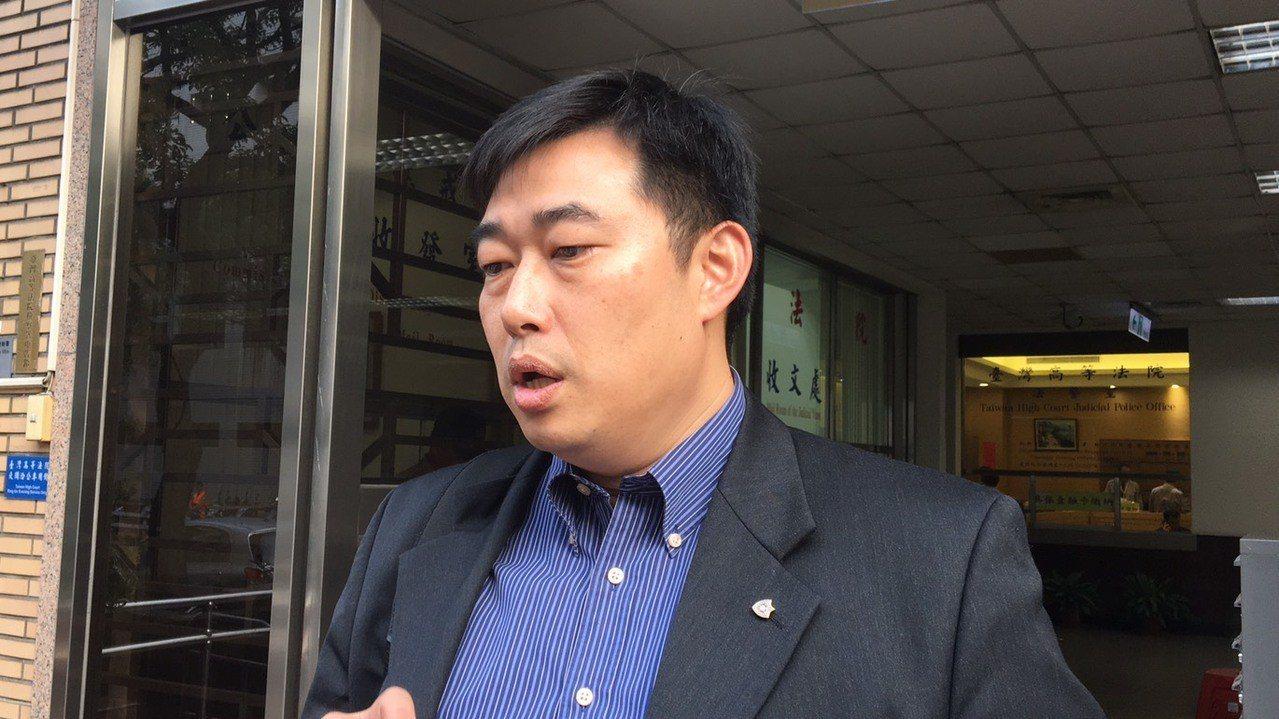 葉慶元。記者林孟潔/攝影