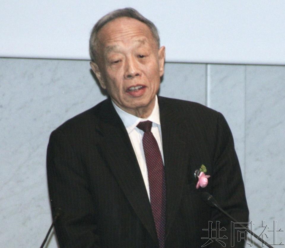 大陸外交部前部長李肇星出席在東京舉行的紀念中國改革開放政策40周年研討會講話。 ...