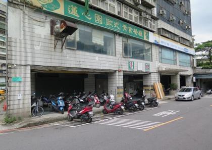 前時代大飯店持分土地以4788萬8888元拍出。圖/台北分署提供
