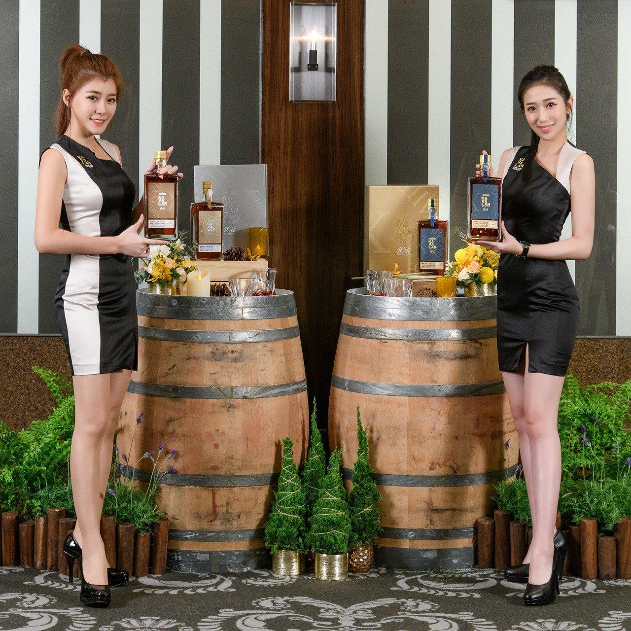 金車噶瑪蘭於今日歡慶上市十周年,推出限量紀念禮盒「噶瑪蘭波爾多瑪歌產區葡萄酒桶單...