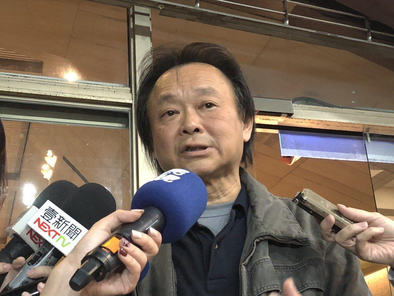 台北市議員王世堅建議民進黨不要再和台北市長柯文哲合作。記者丘采薇/攝影
