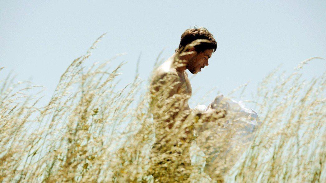 「野放動物」ˋ中費力克斯馬利托有好幾段裸露鏡頭。圖/海鵬提供