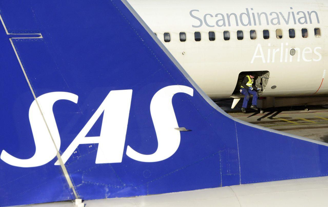 北歐航空上季(8月至10月)稅前獲利大增至9,000萬美元,但警告11月至明年1...